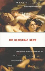 Cover of: The Christmas show