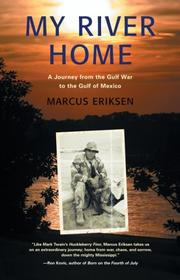 Cover of: My River Home