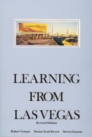 Cover of: Learning from Las Vegas