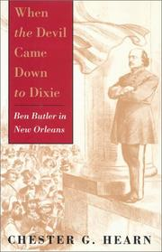 Cover of: When the Devil Came Down to Dixie