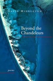 Cover of: Beyond the chandeleurs | Middleton, David