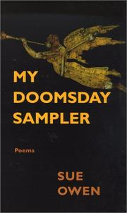 Cover of: My doomsday sampler