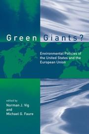 Cover of: Green giants? |