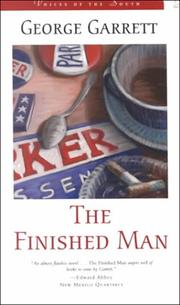 Cover of: The finished man