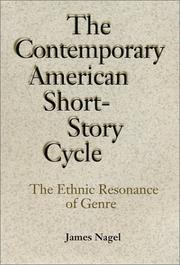 Contemporary American Short-Story Cycle by James Nagel