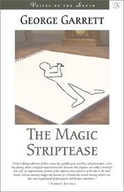 Cover of: The magic striptease