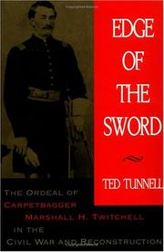 Cover of: Edge Of The Sword | Ted Tunnell