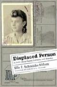 Cover of: Displaced Person | Ella E. Schneider Hilton