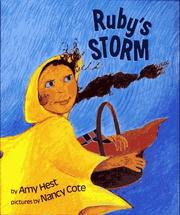 Cover of: Ruby's storm