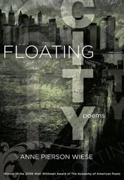 Cover of: Floating City | Anne Pierson Wiese