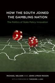Cover of: How the South Joined the Gambling Nation | Michael Nelson