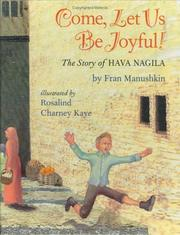 Cover of: Come, let us be joyful!