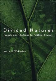 Cover of: Divided Natures