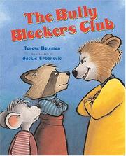 Cover of: The Bully Blockers Club