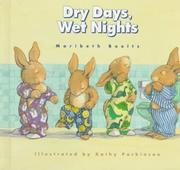Cover of: Dry days, wet nights