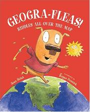 Cover of: Geogra-fleas!: riddles all over the map