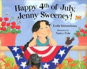 Cover of: Happy 4th of July, Jenny Sweeney!