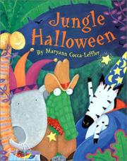 Cover of: Jungle Halloween