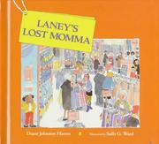 Cover of: Laney's lost momma