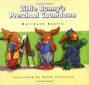 Cover of: Little Bunny's preschool countdown