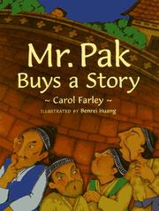 Cover of: Mr. Pak Buys a Story