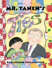 Cover of: Mr. Tanen's ties