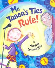 Cover of: Mr. Tanen's ties rule!