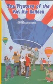 Cover of: The mystery of the hot air balloon