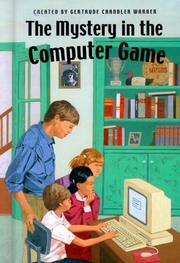 Cover of: The mystery in the computer game