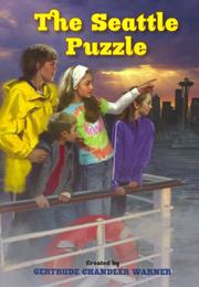 Cover of: The Seattle Puzzle (Boxcar Children Mysteries) |