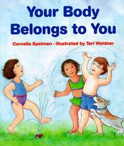 Cover of: Your body belongs to you