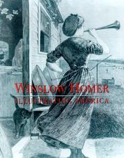 Cover of: Winslow Homer | Marilyn S. Kushner
