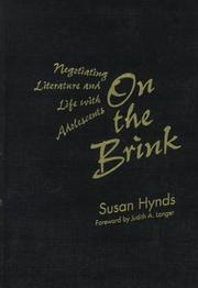Cover of: On the brink | Susan Hynds