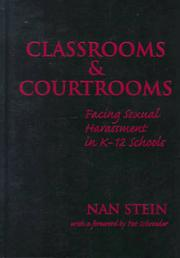 Cover of: Classrooms and Courtrooms