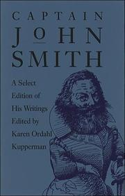 Cover of: Captain John Smith