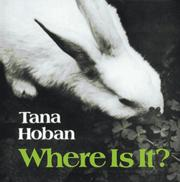 Cover of: Where is it?