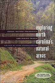 Exploring North Carolinas natural areas
