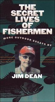 Cover of: The Secret Lives of Fishermen