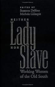 Cover of: Neither Lady nor Slave |