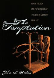 Cover of: The temptation