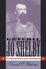 Cover of: General Jo Shelby