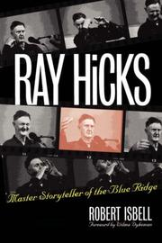 Cover of: Ray Hicks
