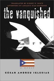 Cover of: The vanquished