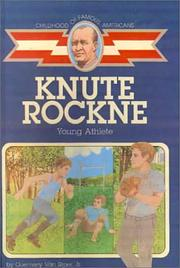 Cover of: Knute Rockne |