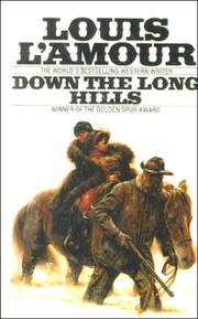 Cover of: Down the long hills
