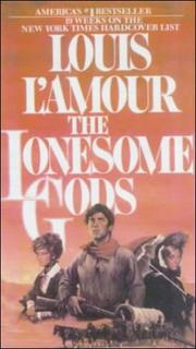 Cover of: The lonesome gods