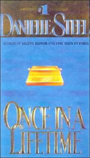 Cover of: Once in a lifetime