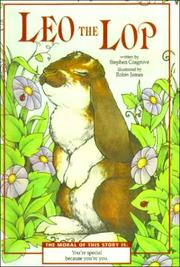 Cover of: Leo the Lop | Stephen Cosgrove