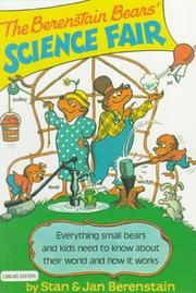 Cover of: The Berenstain Bears Science Fair (Berenstain Bears) | Stan Berenstain
