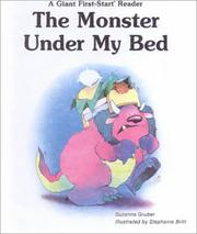 Cover of: The Monster Under My Bed